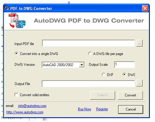 autodwg pdf to dwg converter 2018